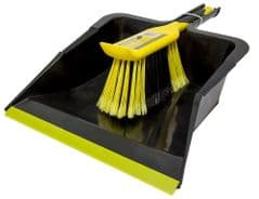 BENTLEY HQ.8015/BY  Bulldozer Dustpan And Brush Set